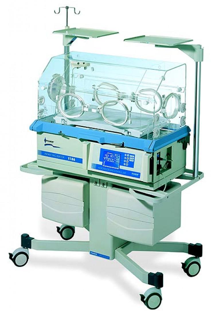 Инкубатор для новорожденных FANEM модель 1186